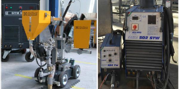 Diverse welding solutions