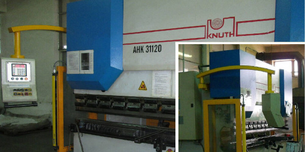 KNUTH AHK 31120 Press Brake