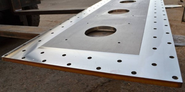Custom machining product