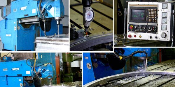 Masina de Frezat CNC Zayer BF 3